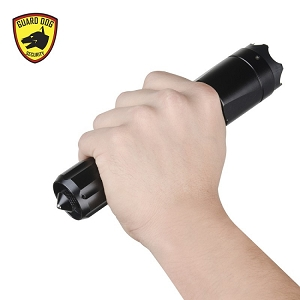 Katana 400 lumen stun flashlight w/glass breaker