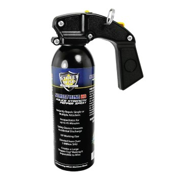 16oz SW23 'Police Strength' Pepper Spray w/ pistol grip